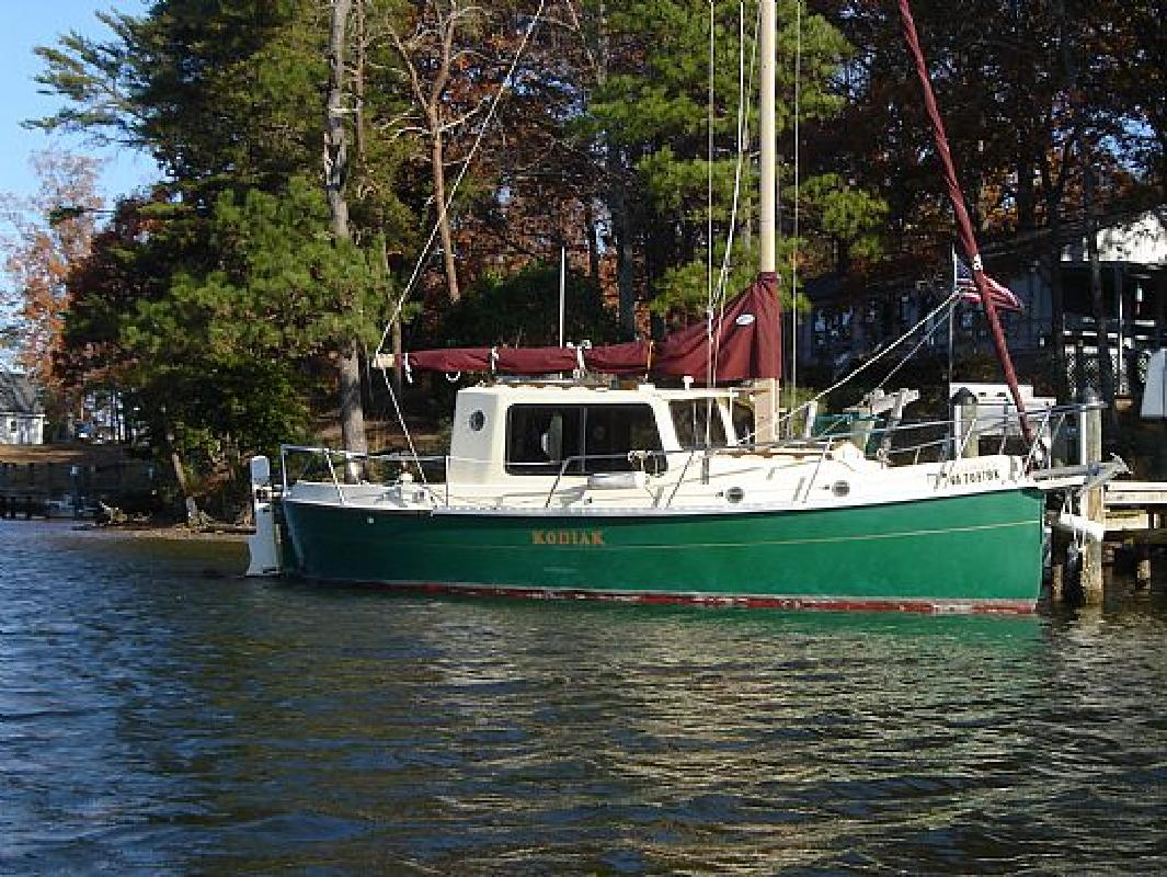1997 26' Nimble Boats, Inc. Kodiak