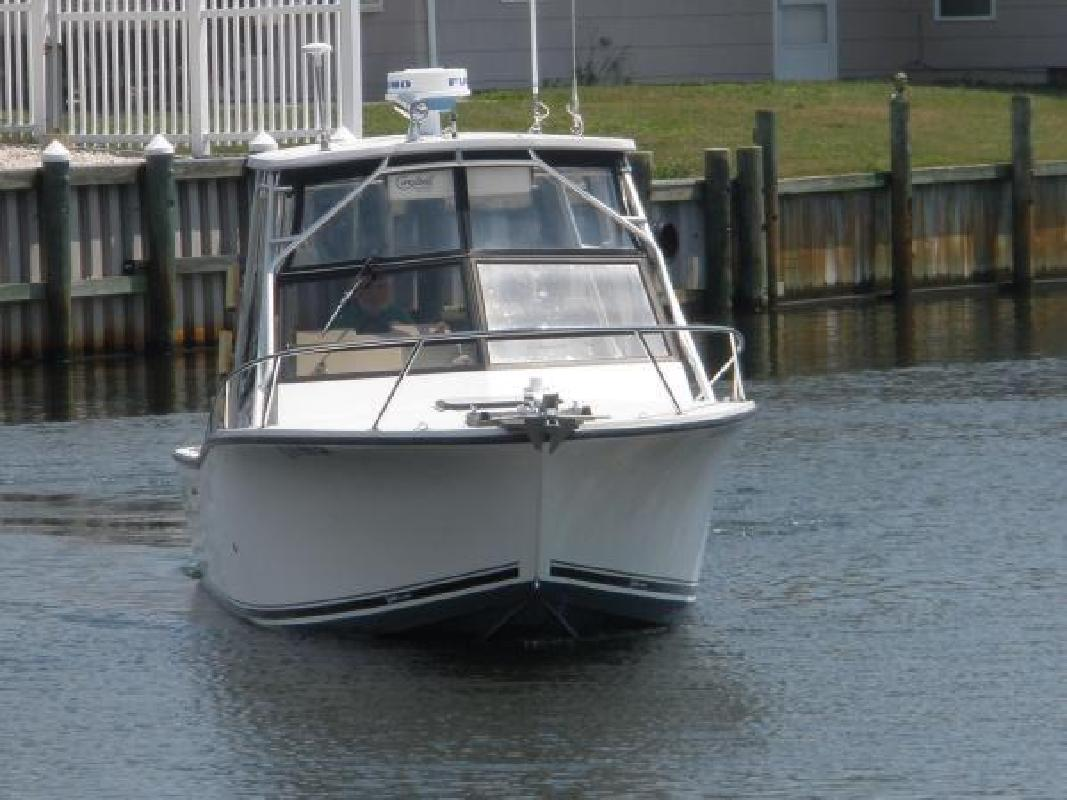 2000 25' Carolina Classic Boats, Inc. Sportfisherman