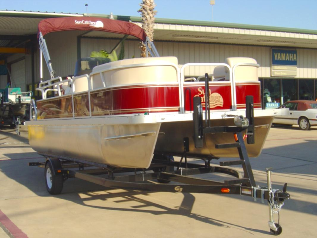 2012 20' G3 Boats LV208C