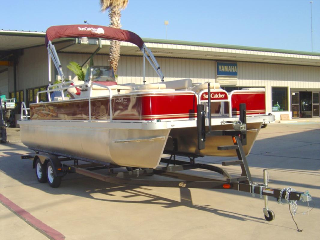 2012 22' G3 Boats LV228FC