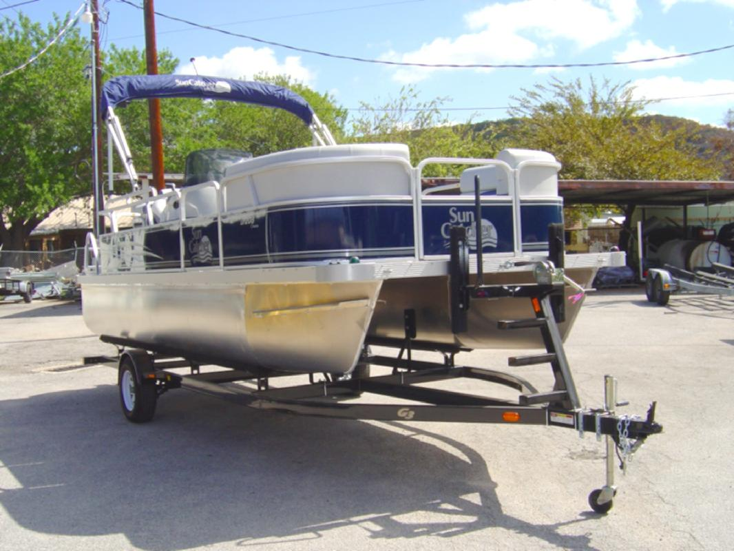 2012 20' G3 Boats LV 208C
