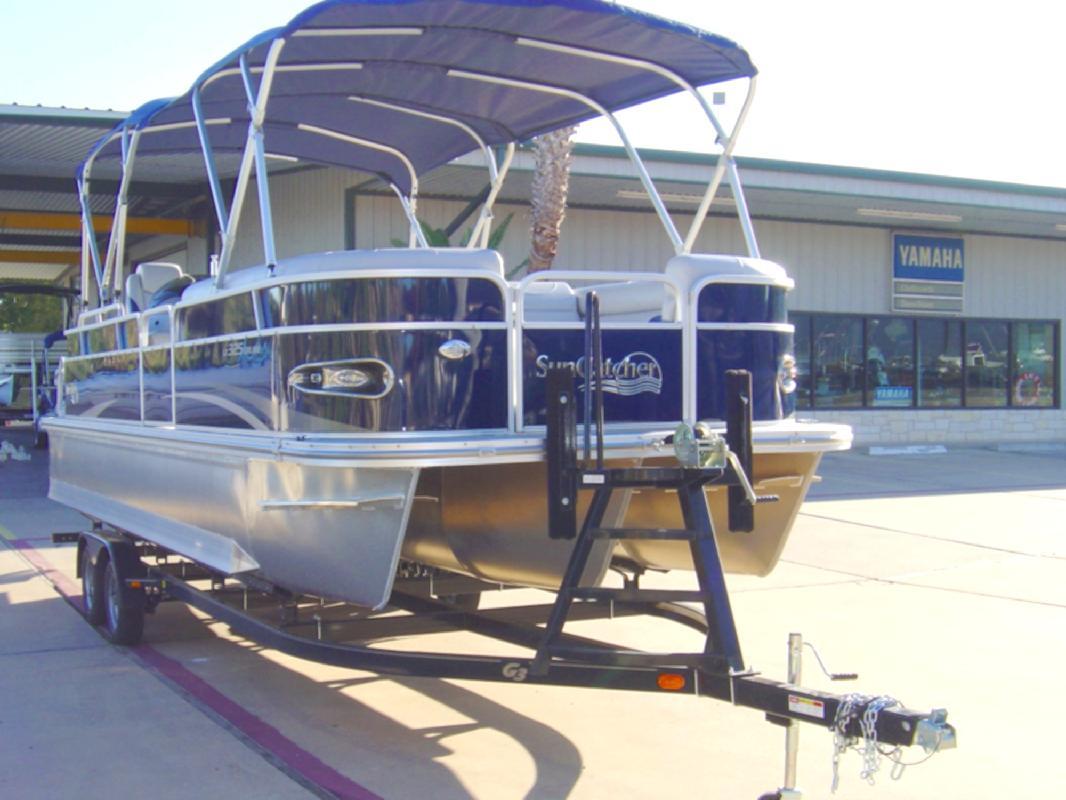 2012 25' G3 Boats LX3 25C