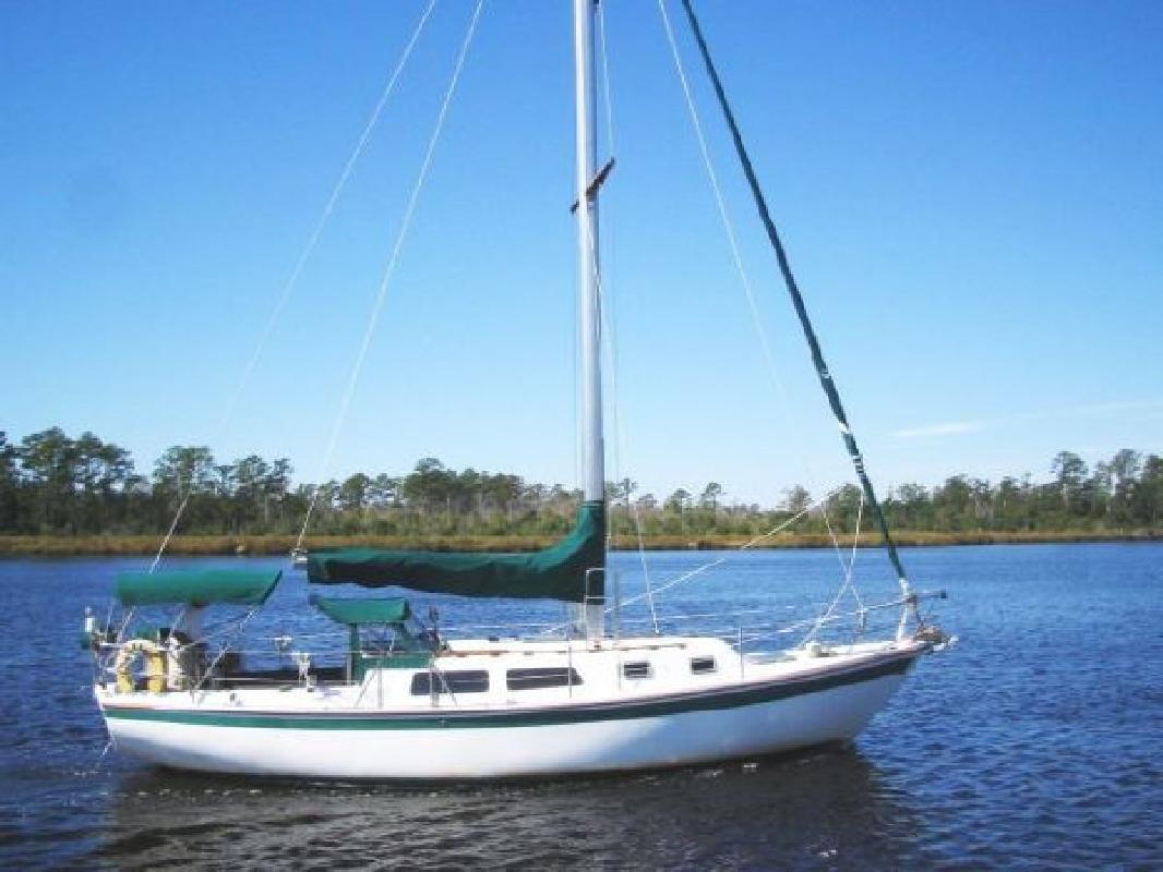 1977 34' Cal Boats Mk Iii