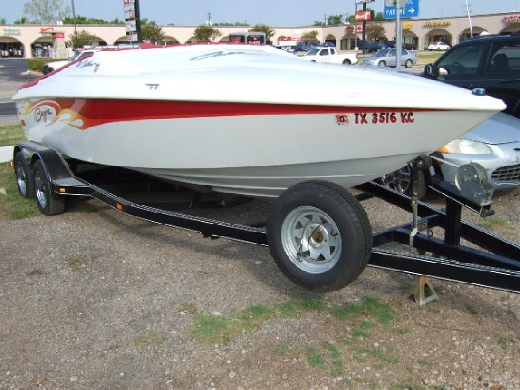 2003 20' Baja Performance Boats Outlaw 20 in Austin, Texas