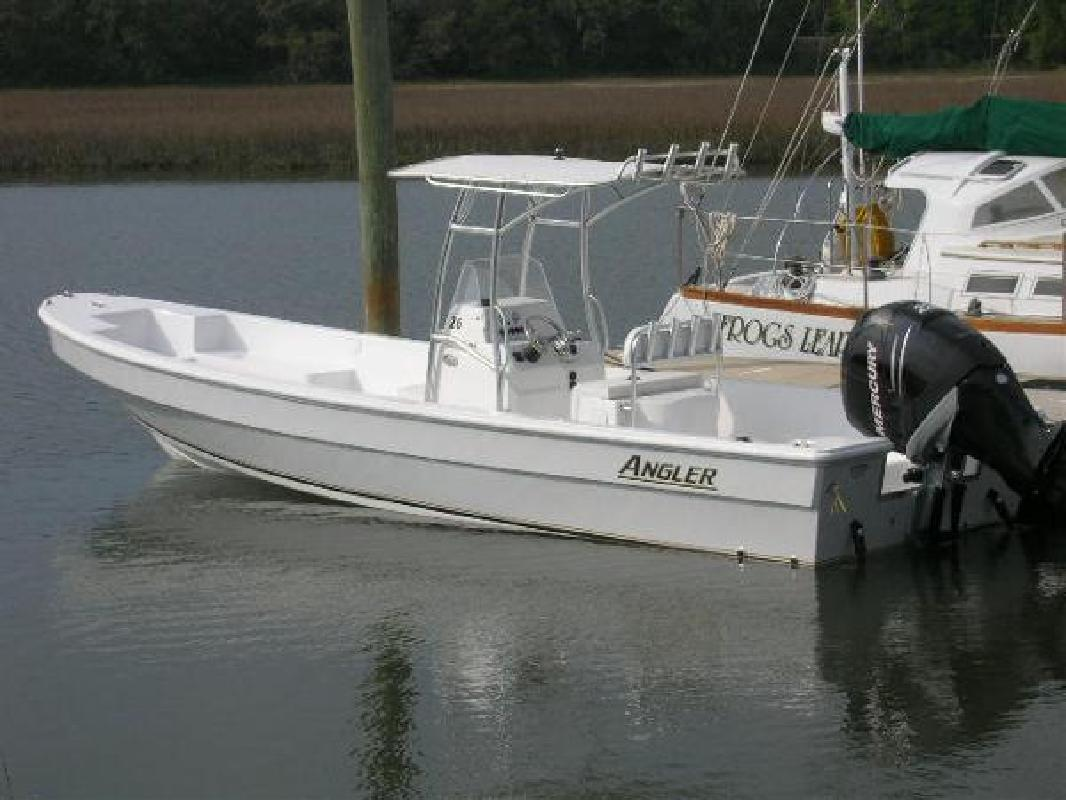 2012 26' Angler Boats Panga for sale in Fernandina Beach ...