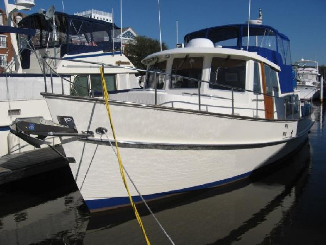 2000 40' Eagle Boats Pilothouse Trawler