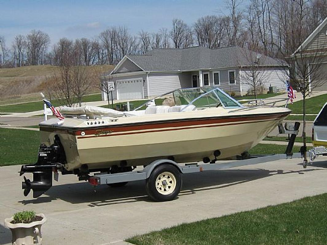 1974 18 Glastron Boats Runabout For Sale In Uniontown Ohio All