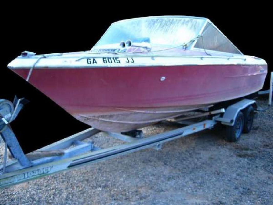 1975 19 39 century boats sabre for sale in dawsonville for Century motor date code