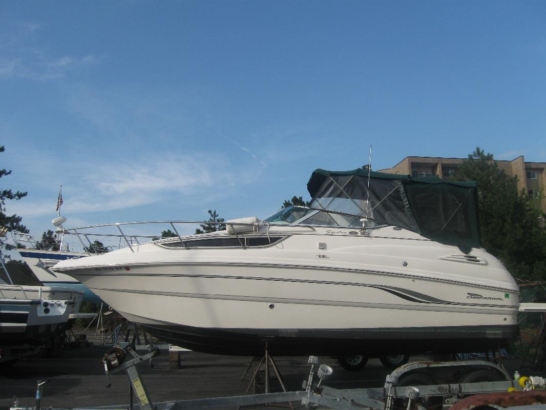 2000 26' Chaparral Boats Signature 260. Contact the seller