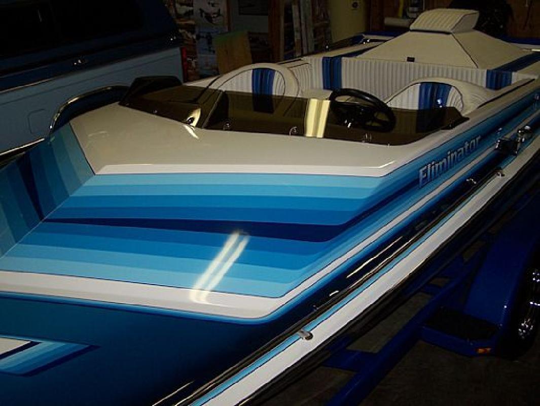 1983 20' Eliminator Boats Sportster for sale in Santa Rosa, California | All Boat Listings.com