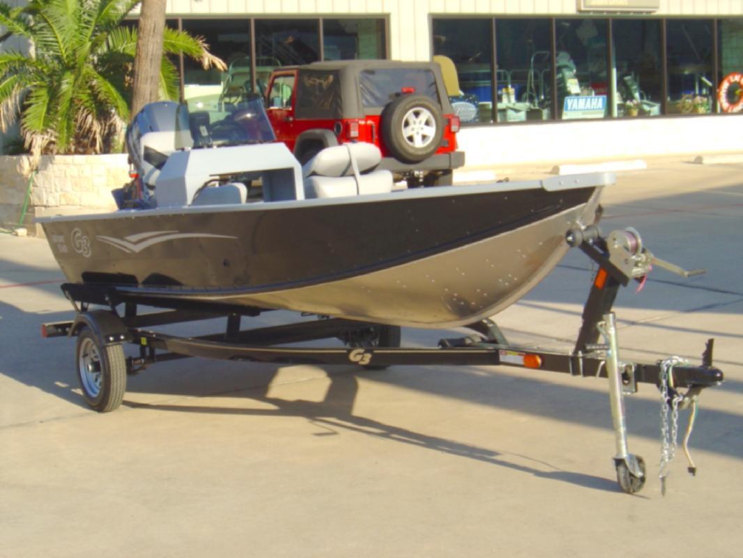 2012 14' G3 Boats V143T