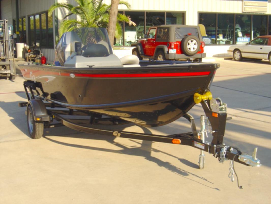 2012 17' G3 Boats V170C