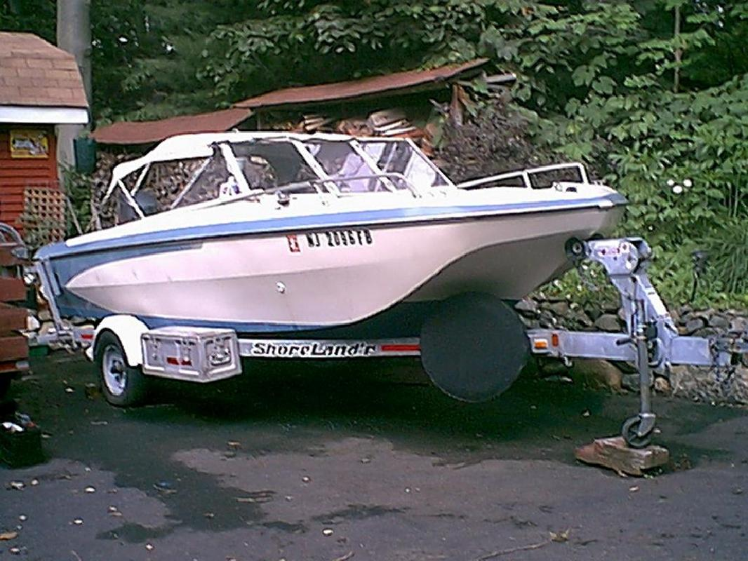 Old Glastron Boats 1977 - 0425