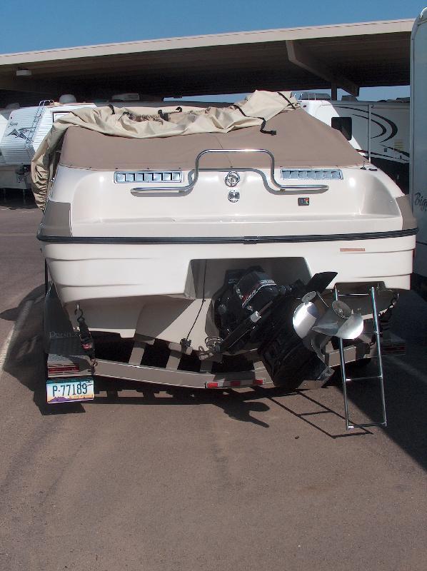 1999 22' Mariah Boats Z 218