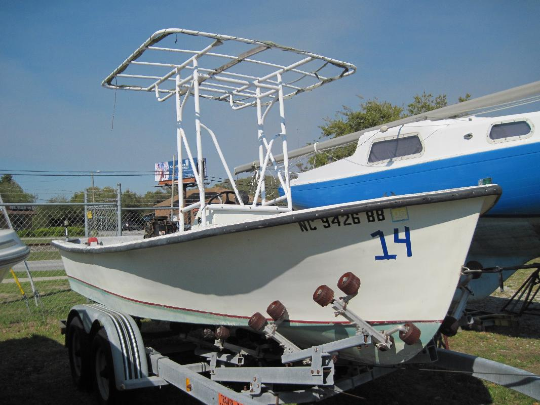 1985 18 39 Atlantic Boatworks Well 18 For Sale In Morehead