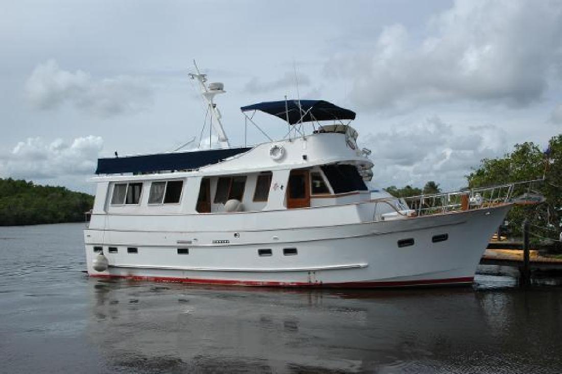 1988 Marine Trader Wide Body Stuart FL