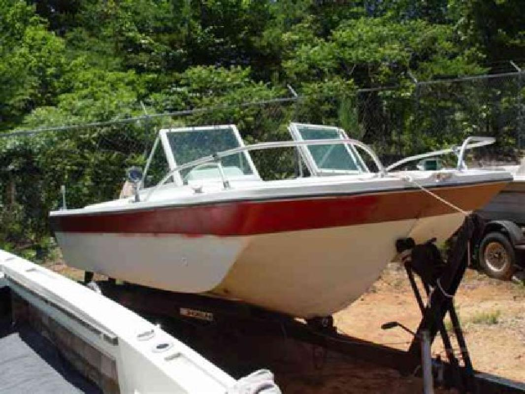 $760 Used 1972 Other Bonito 17 Bowrider