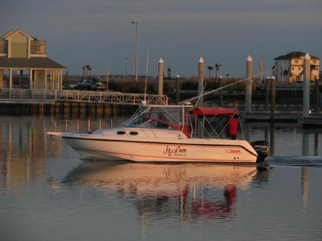 2001 28' Boston Whaler