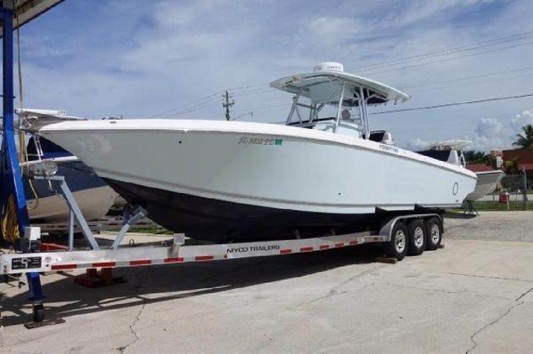 2011 Fountain 34 Sportfish CC Open Bow Fort Myers Beach FL