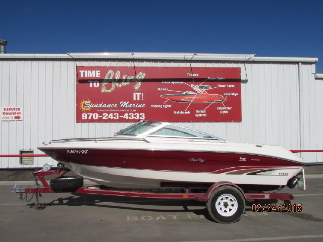 1996 Sea Ray Boats 190 Bow Rider Grand Junction CO