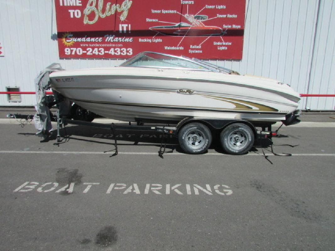 2000 Sea Ray Boats 190 Bow Rider Grand Junction CO