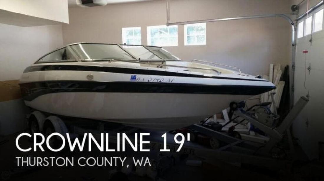 2005 Crownline Boats 192 Bow Rider Olympia WA