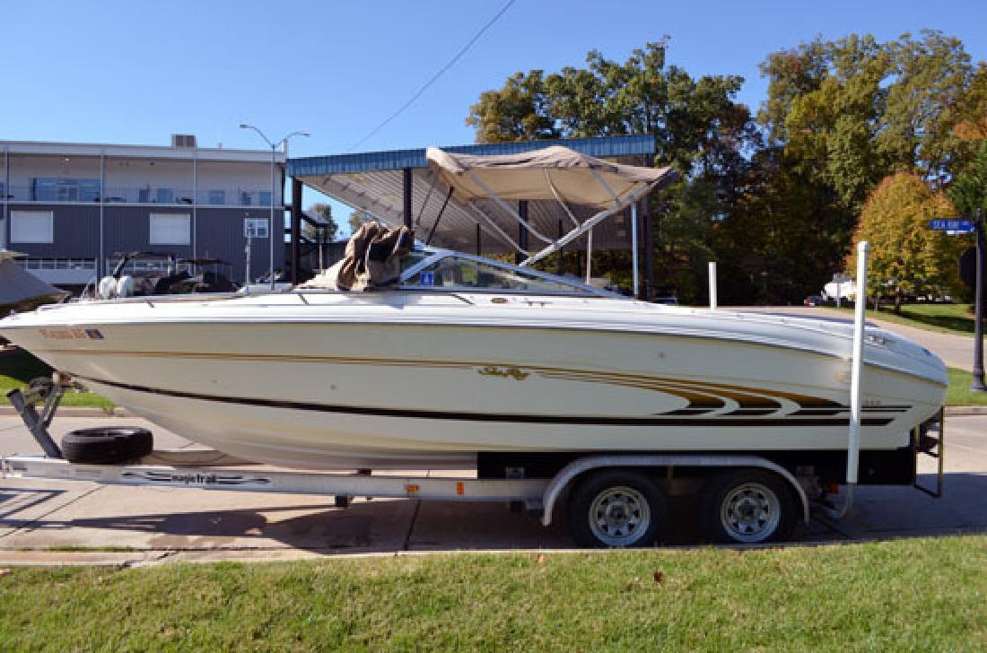 1998 Sea Ray Boats 230 Bow Rider Woodbridge VA