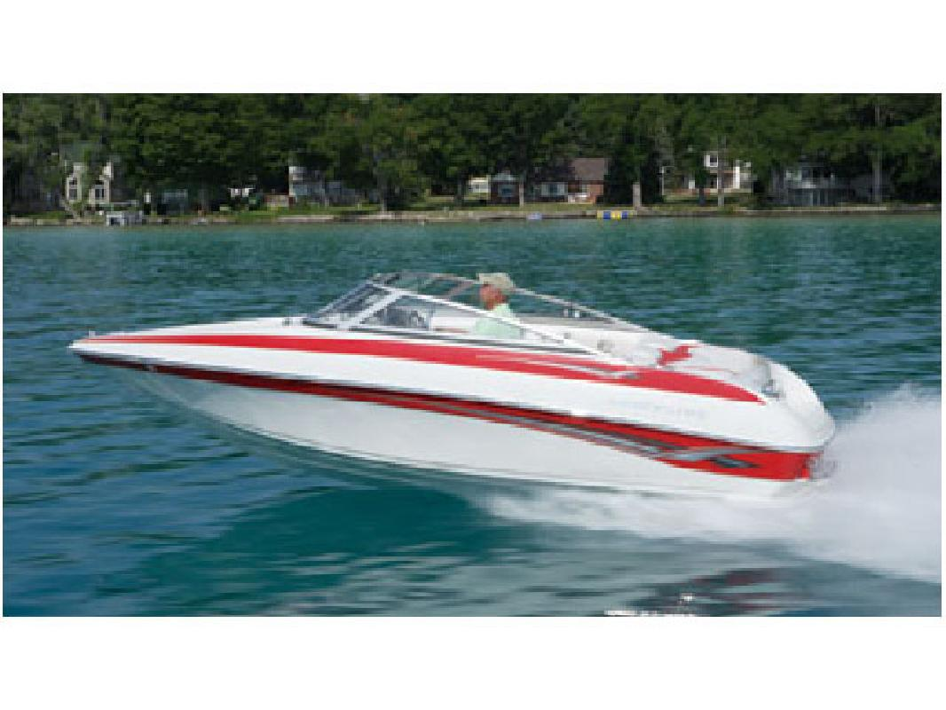 2011 18' Crownline Boats Bowrider 18 SS in Howell, Michigan