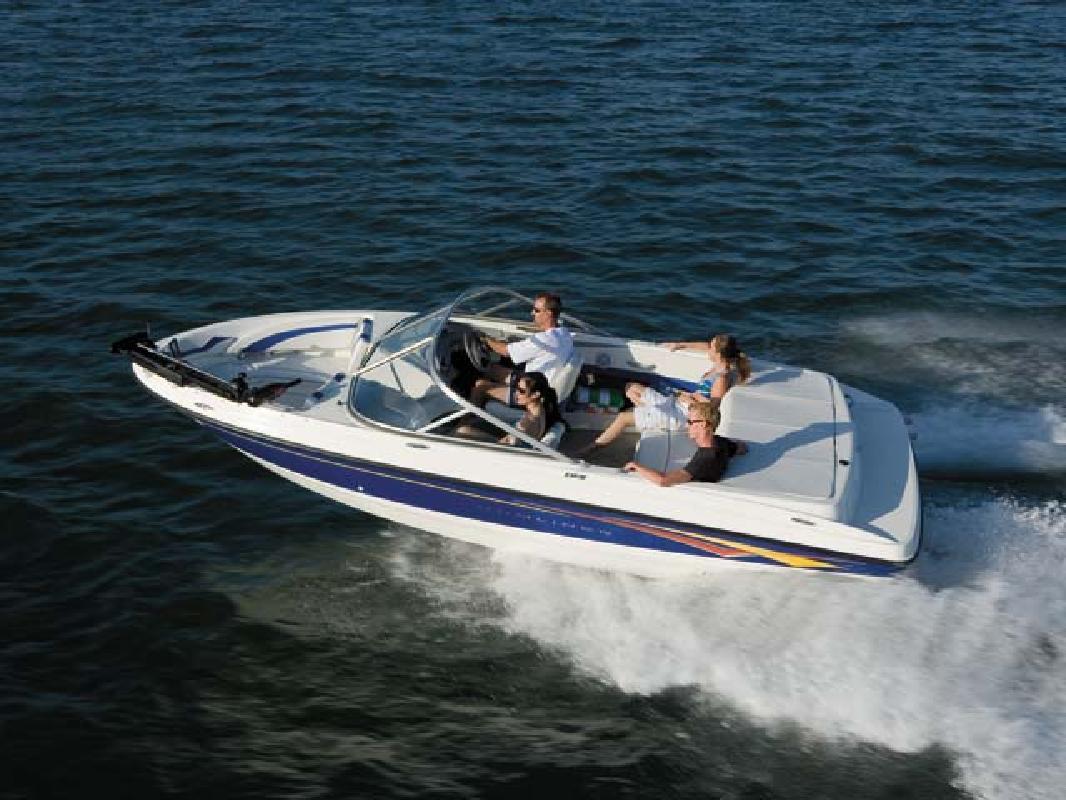 2007 19' Bayliner Bowrider 195