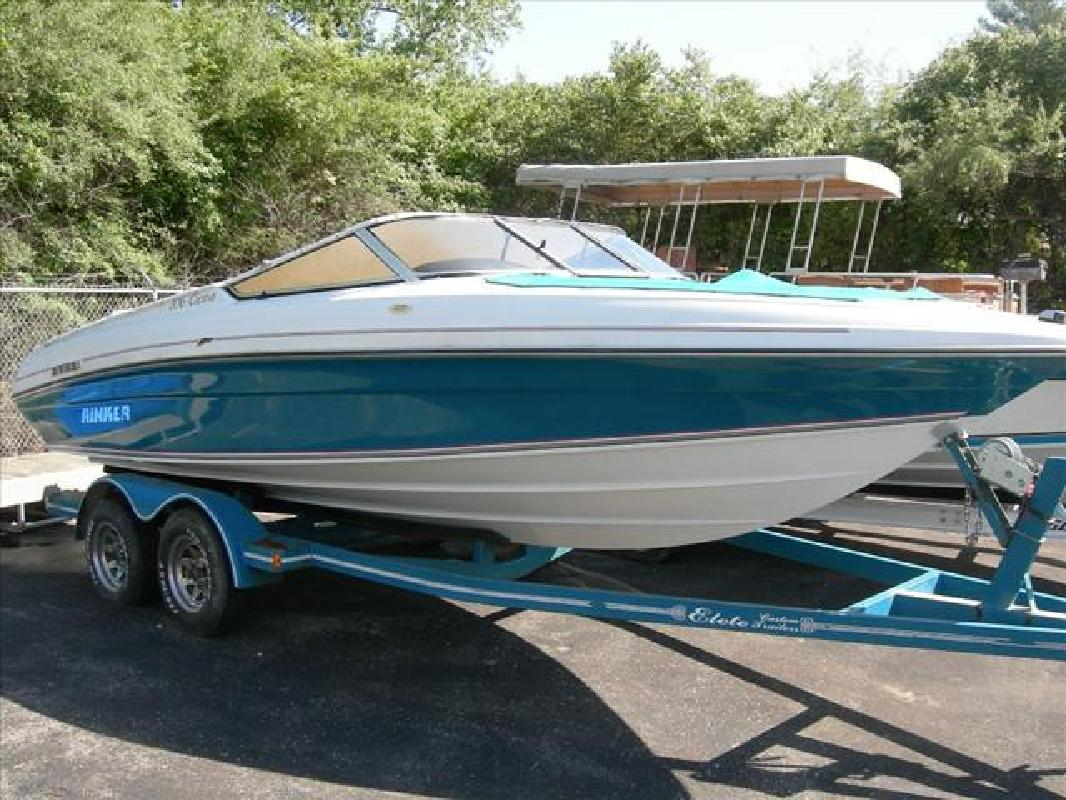 GREY BOAT COVER FOR MONTEREY 206 SCR BOWRIDER I/O 1992 ...