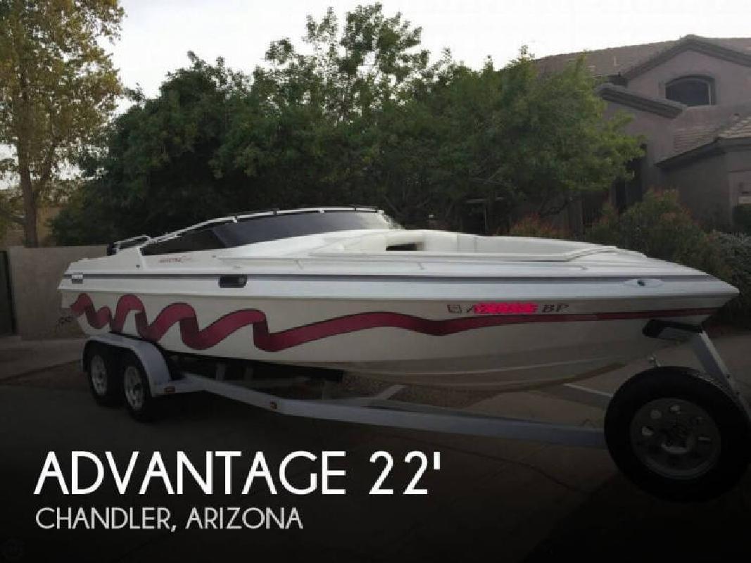 1995 Advantage Boats Citation Bowrider 22 Chandler AZ