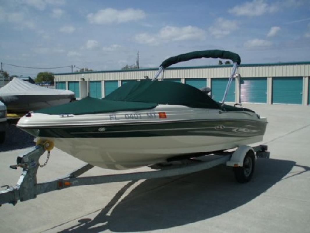 $3,785 OBO 2005 Sea Ray 180 Bowrider 3.0 ltr 135 hp