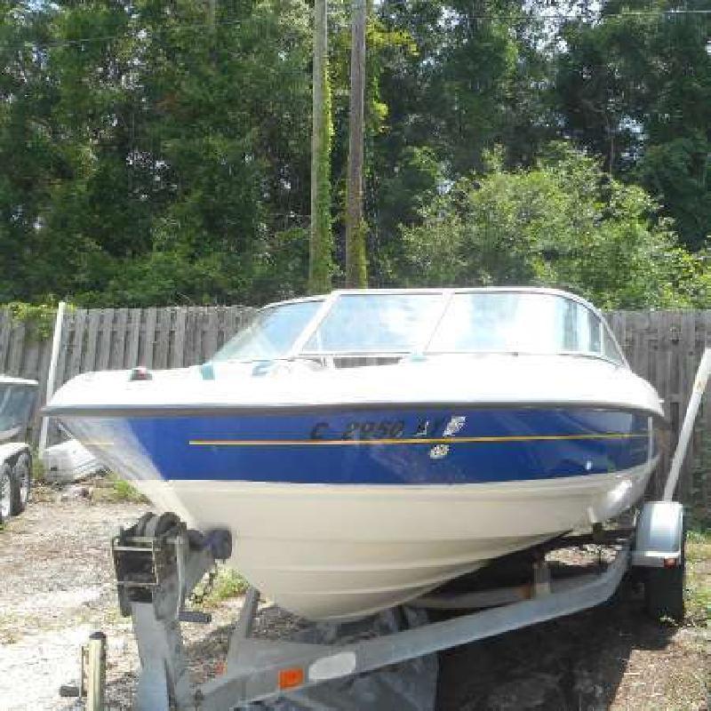 2007 BAYLINER 195 Bowrider Beaufort SC