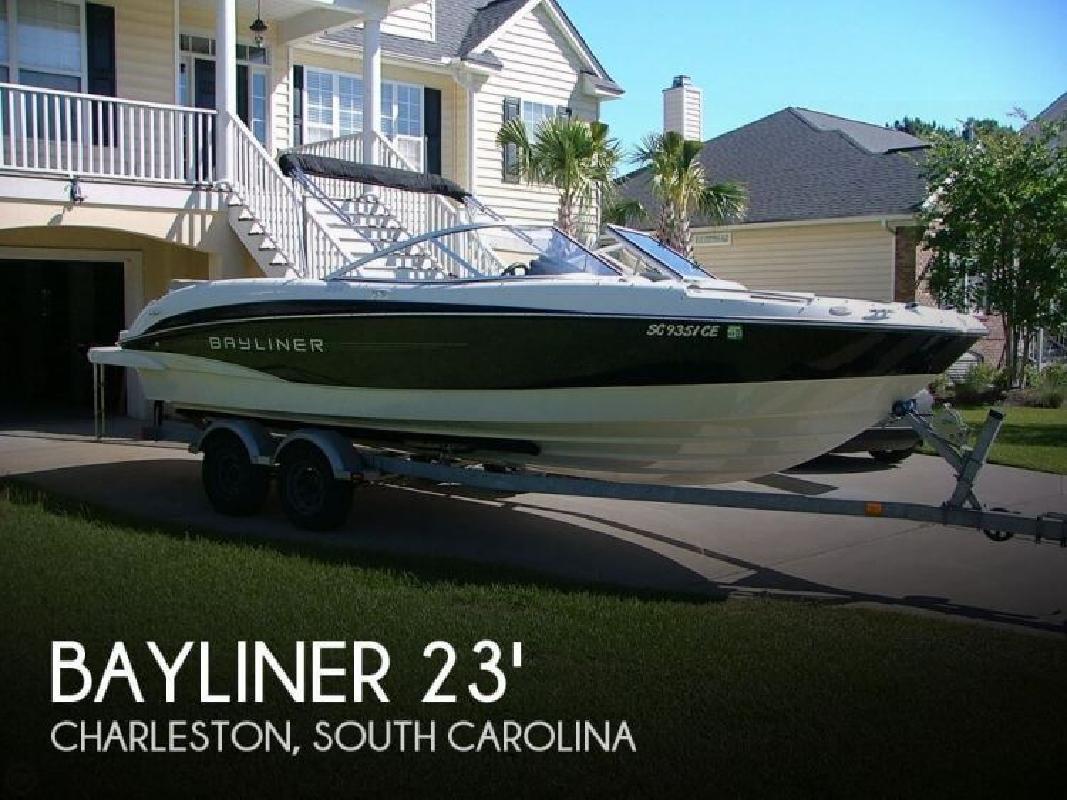 2011 Bayliner 235 Bowrider Charleston SC