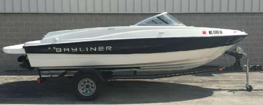 2013 BAYLINER 185 Bowrider DePere WI