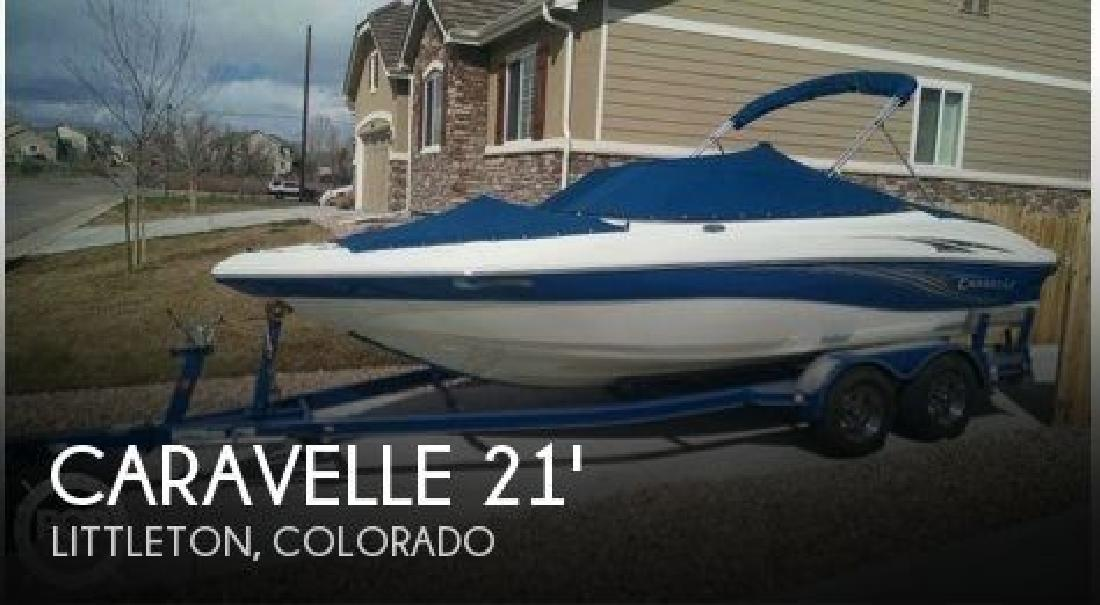 2008 Caravelle Boats 217 Bowrider Littleton CO
