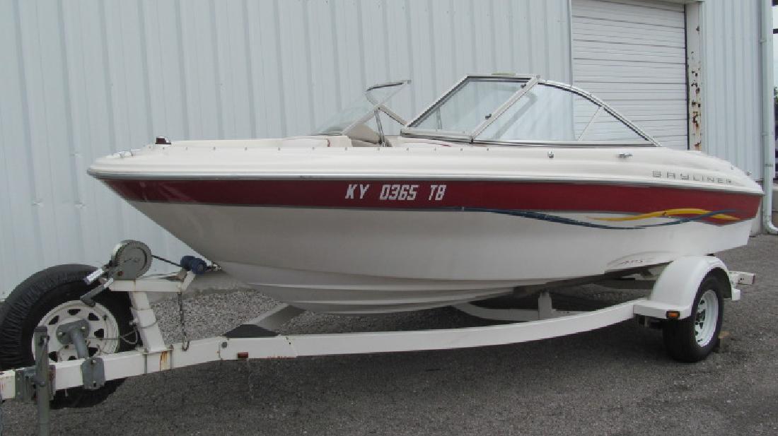 2001 Bayliner 185 Bowrider Nicholasville KY