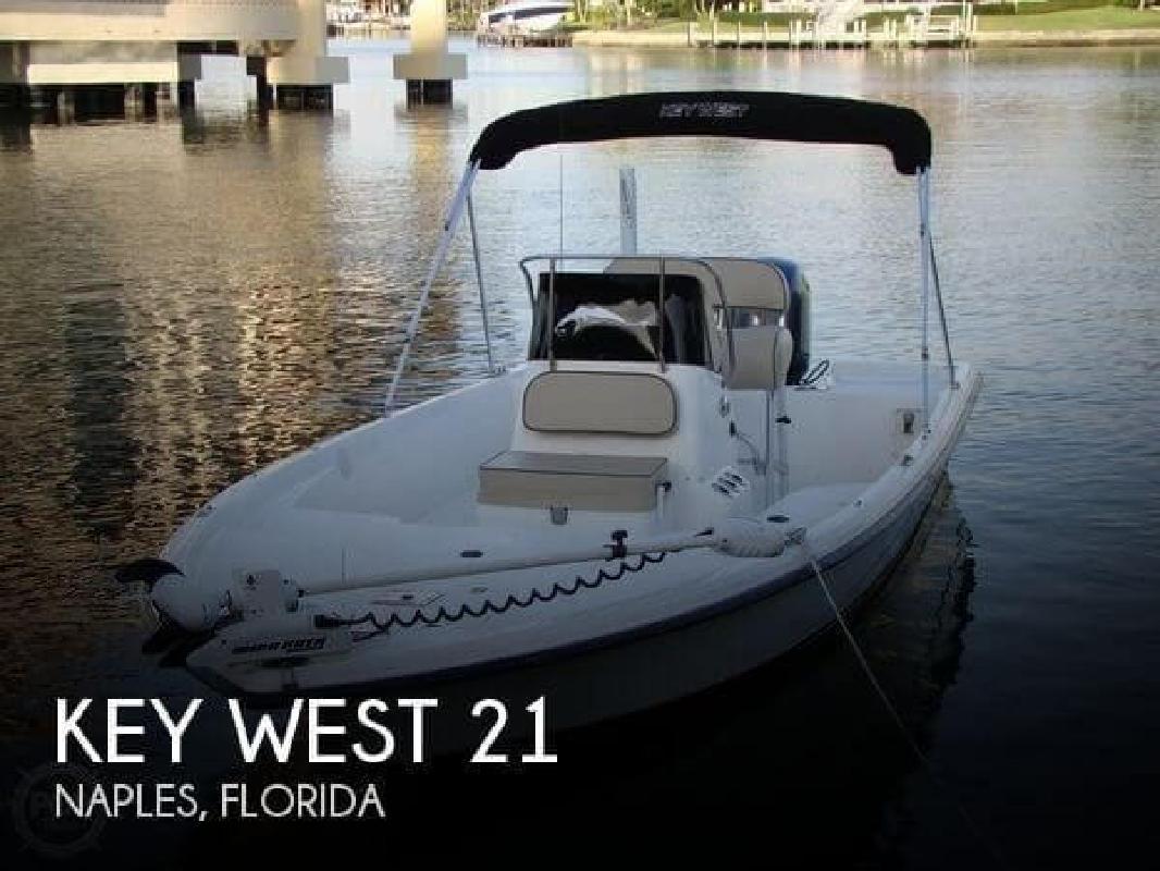 2010 Key West Boats BR216 Naples FL