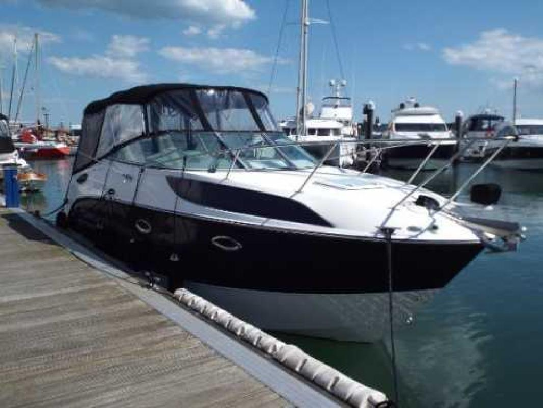 2009 - Bayliner Boats - 245 BR 255 specs in Woodbridge,