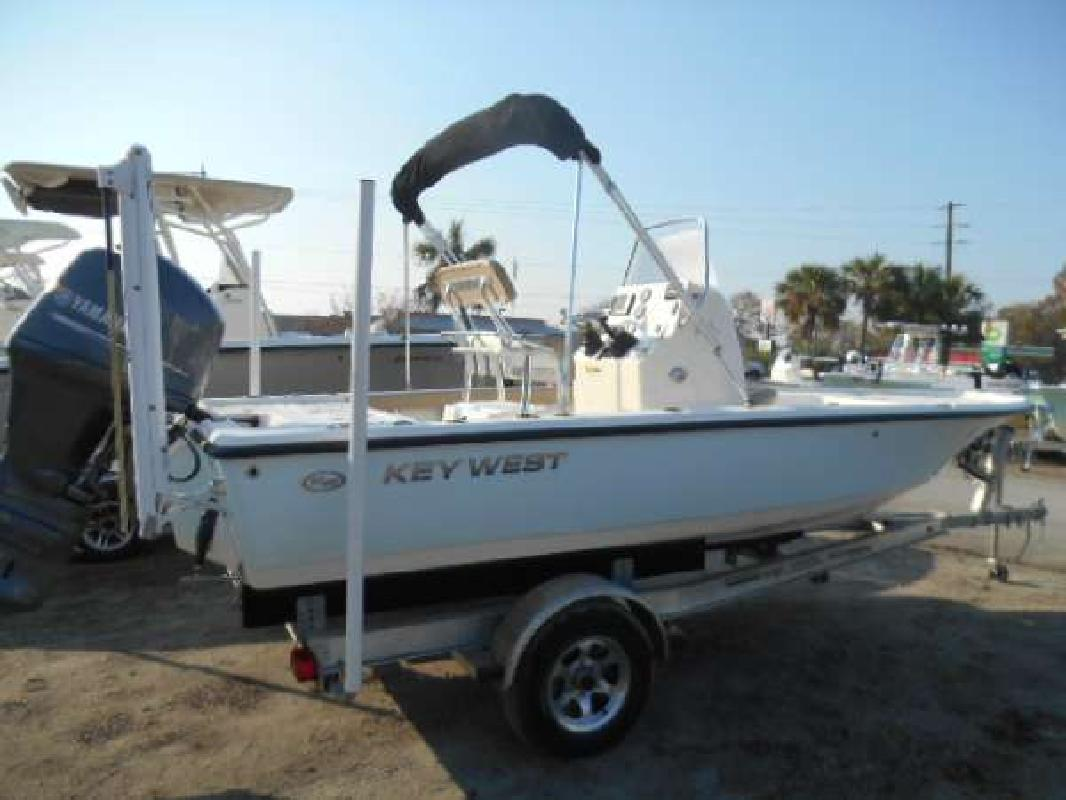 2014 KEY WEST 210 BR Beaufort SC