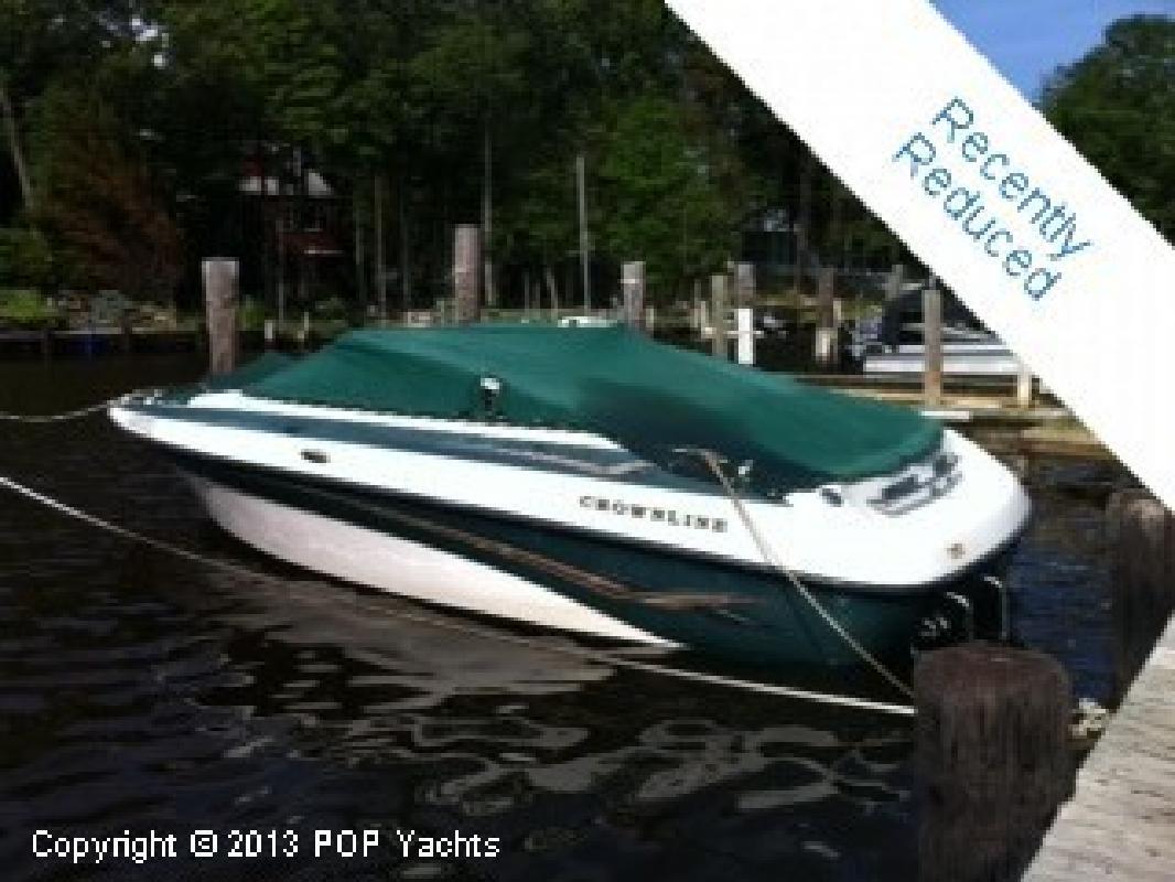 2003 Crownline Boats 192 BR Brick NJ