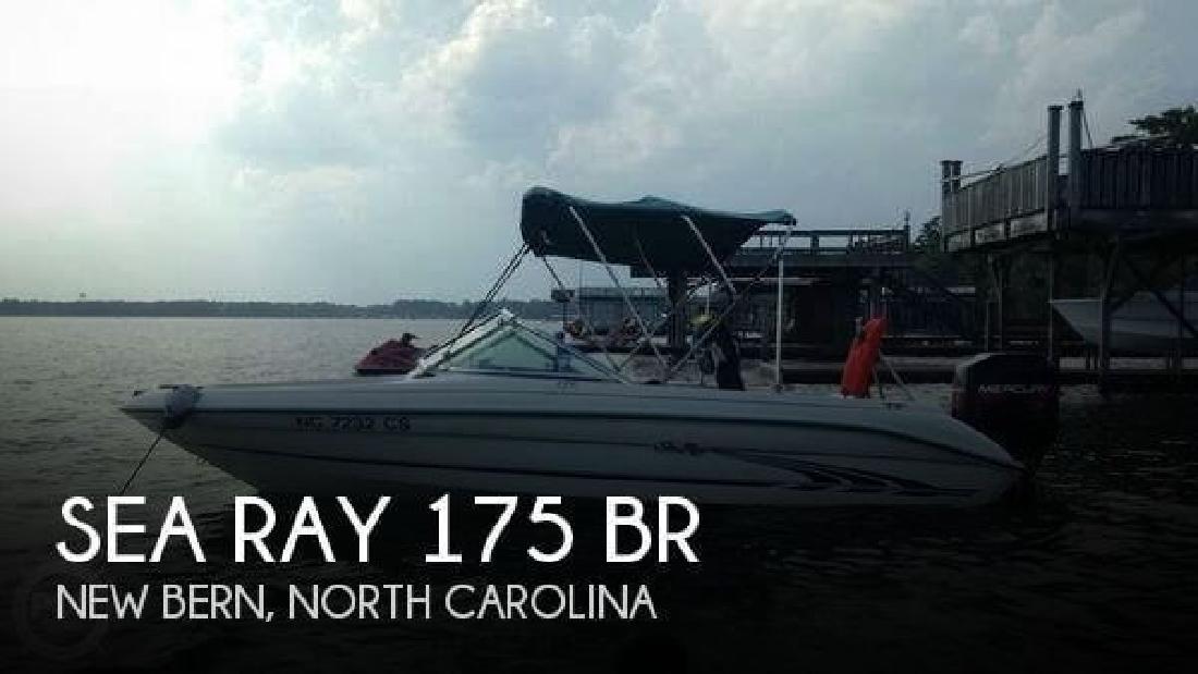 1997 Sea Ray Boats 175 BR New Bern NC