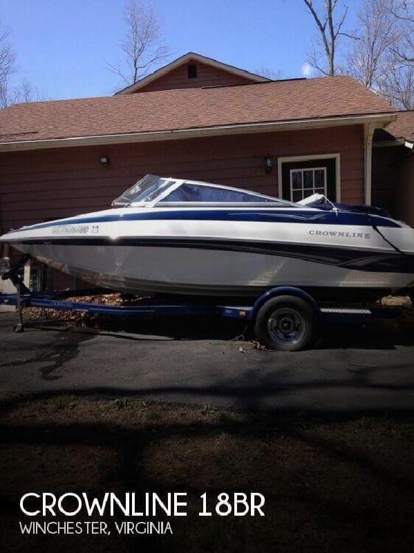 2007 Crownline Boats 180 BR Winchester VA