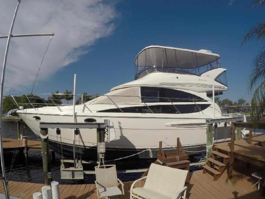 2006 Meridian 391 Sedan Bridge Cape Coral FL