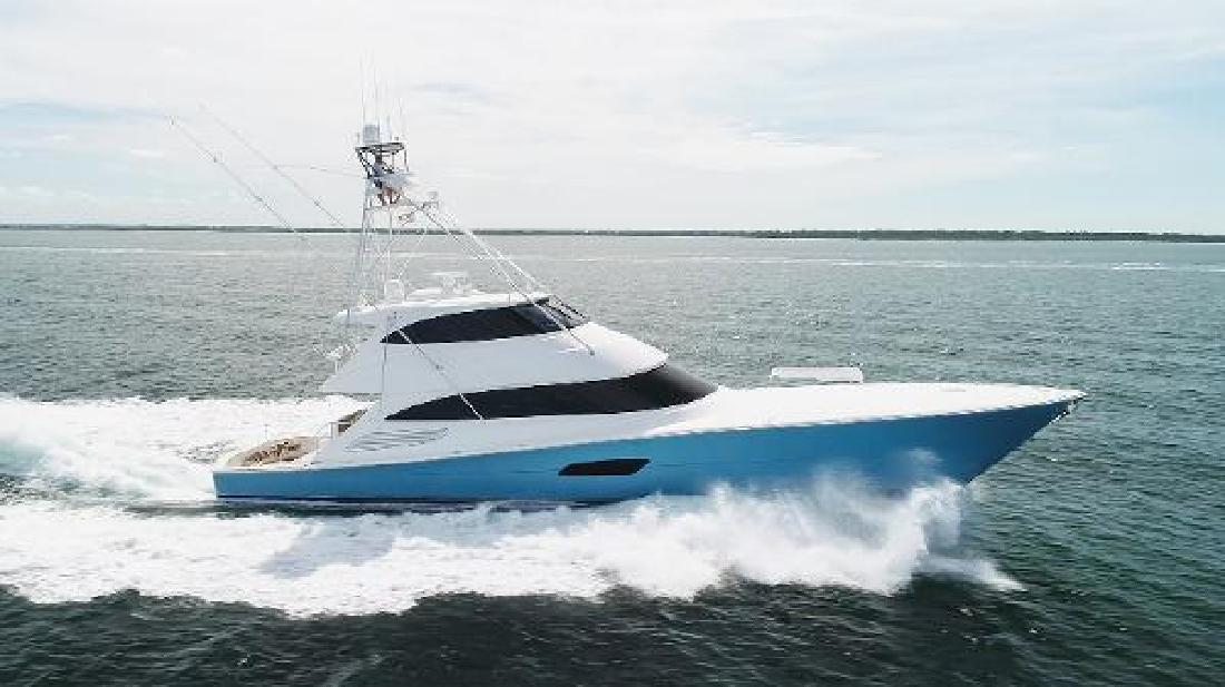 2015 Viking Enclosed Bridge Clearwater FL