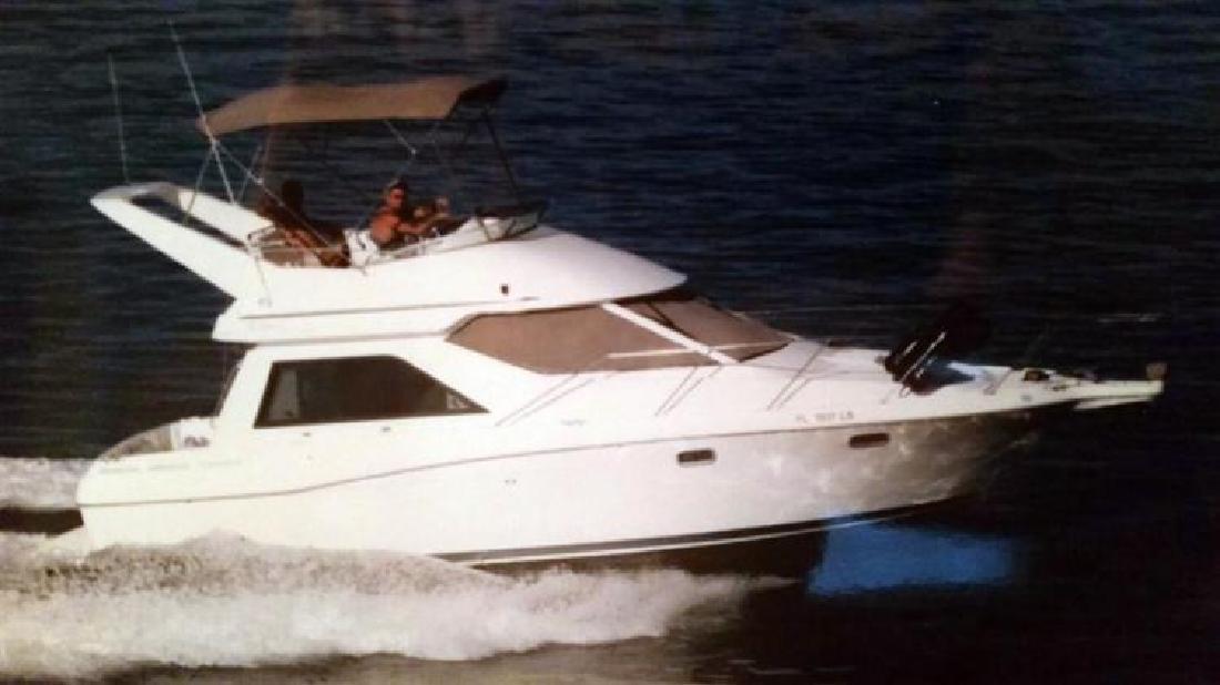 2001 BAYLINER 3258 Command Bridge Hernando Beach FL
