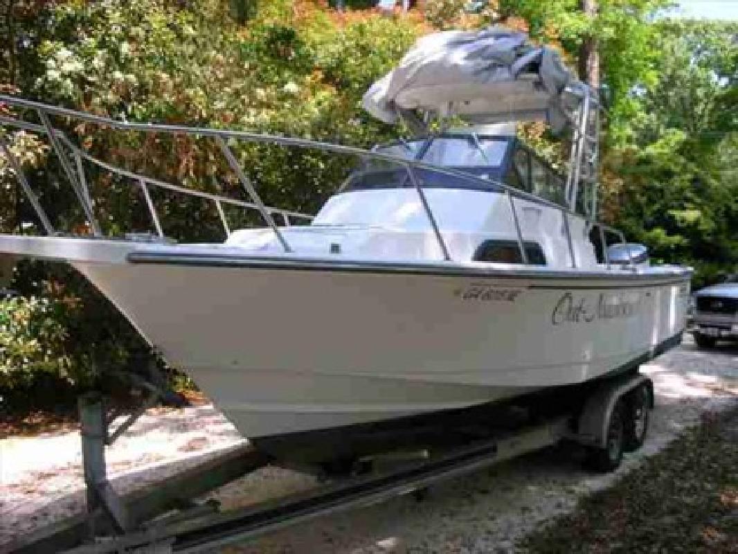 $18,500 1992 Boston Whaler (Bring Reasonable Offers!)
