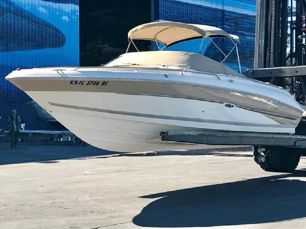 2001 Sea Ray Boats 260 BRS Signature Select Destin FL