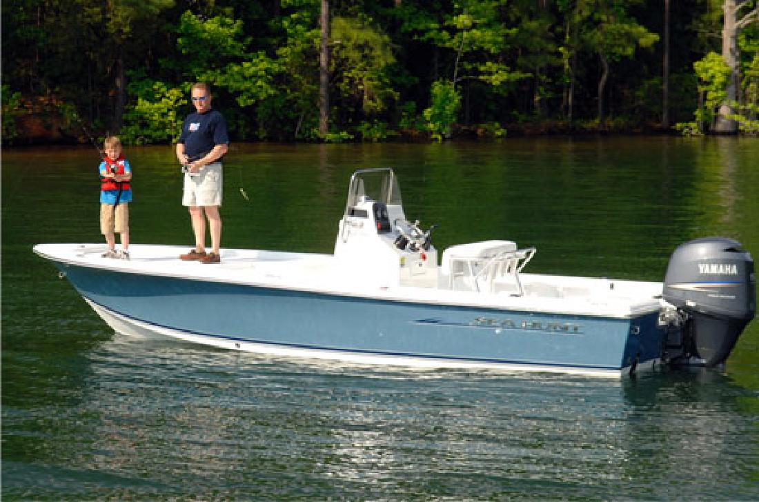 2011 22' Sea Hunt BX 22 Pro in Fort Walton Beach, Florida