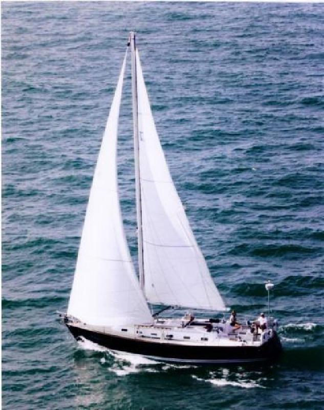 1998 41' Tartan C&C Yachts 4100